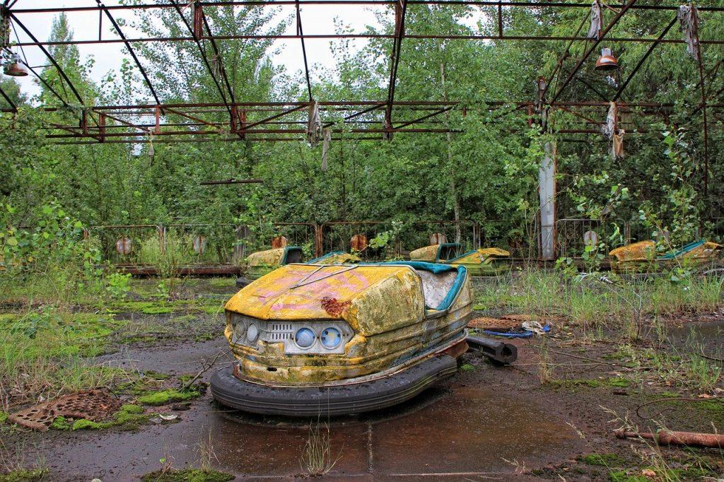 Chernobyl e la natura